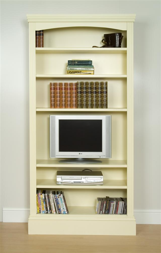 Hayward Single Bay Bookcase The Hayward Range