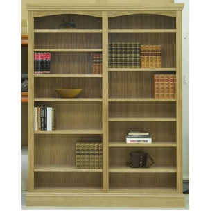 H3 - Two bay tall bookshelf