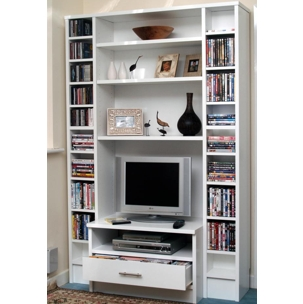 N11 - Newtown Media Bookcase